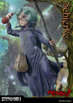 Figuras: Schierke se une al catálogo de figuras de Berserk - Prime 1 Studio