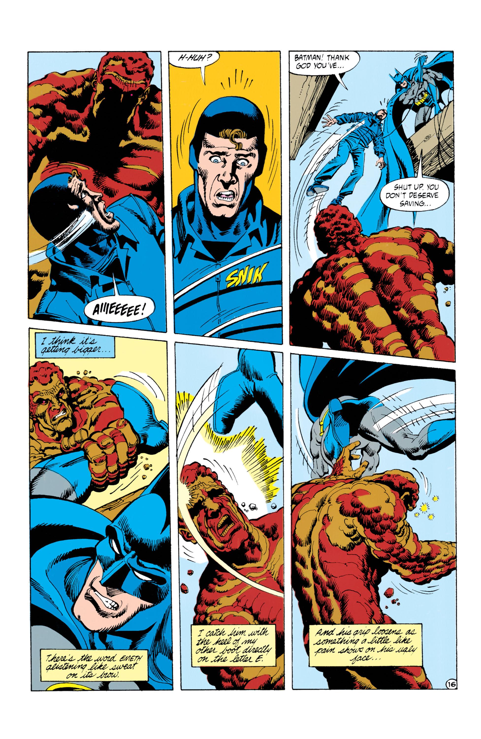 Detective Comics (1937) 632 Page 16