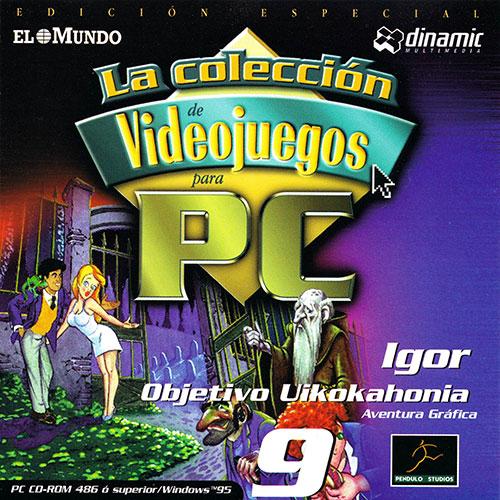 Igor Objetivo Uikokahonia