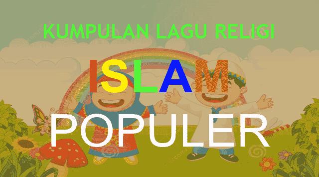 Lagu Religi Islam Populer