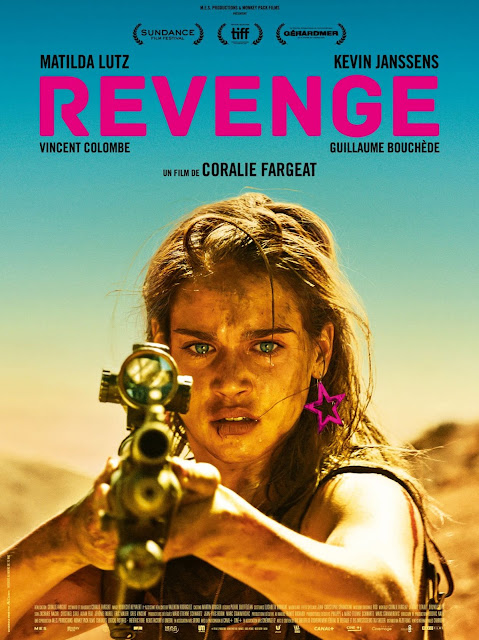 Revenge (2018) ταινιες online seires xrysoi greek subs