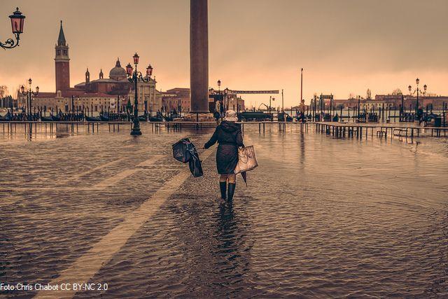 Na víkend do Benátek? Gumáky s sebou