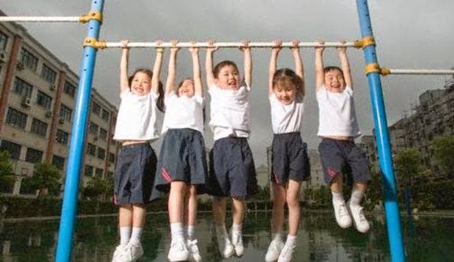 Download Soal UKK Kelas 1 SD PJOK Kurikulum KTSP Lengkap