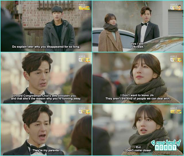 Ji taek reveal he is congressman choi son - controllably Fond - Episode 12 Review - Korean Drama 2016