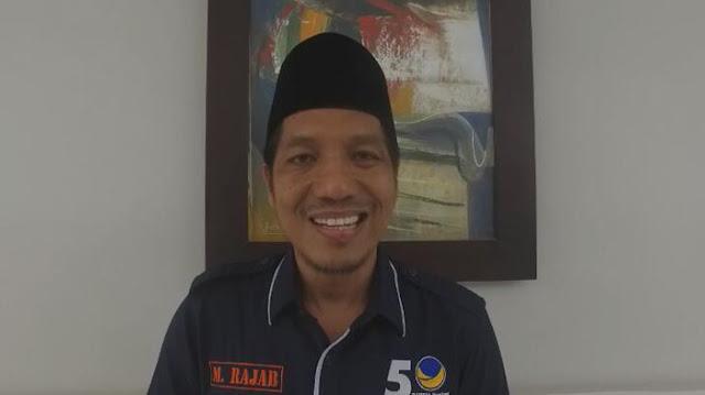 NasDem Palopo Kerahkan 1.500 Kader Meriahkan Kampanye Akbar NH-Aziz