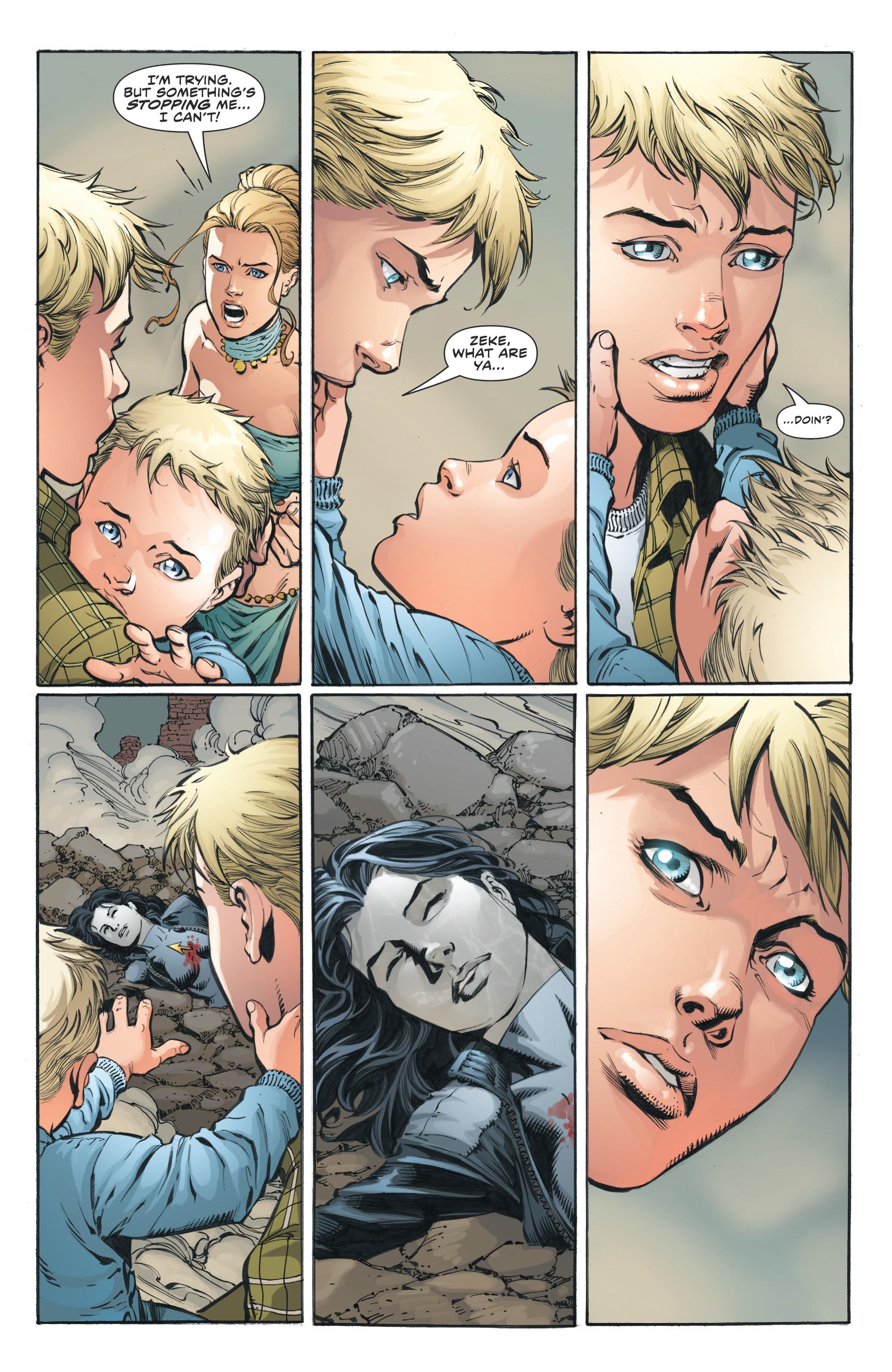 Read online Wonder Woman (2011) comic -  Issue #46 - 19