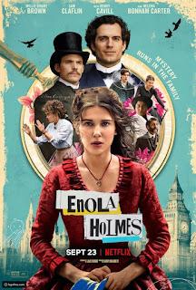 Nữ Thần Thám Enola Holmes