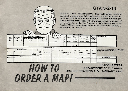 Hey Kids, Let's Order A Map!