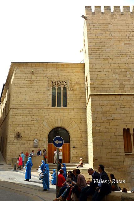 Palacio Ardid, calle Mayor de Alcañiz