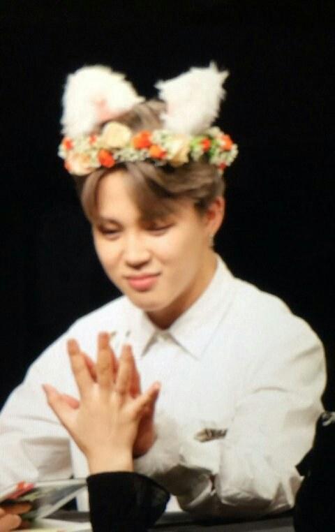 PANN] 161207 Talker's Choice: Heol Bangtan Jimin's hand is really