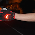 Flashy cycling gloves feature automatic LED turn indicators