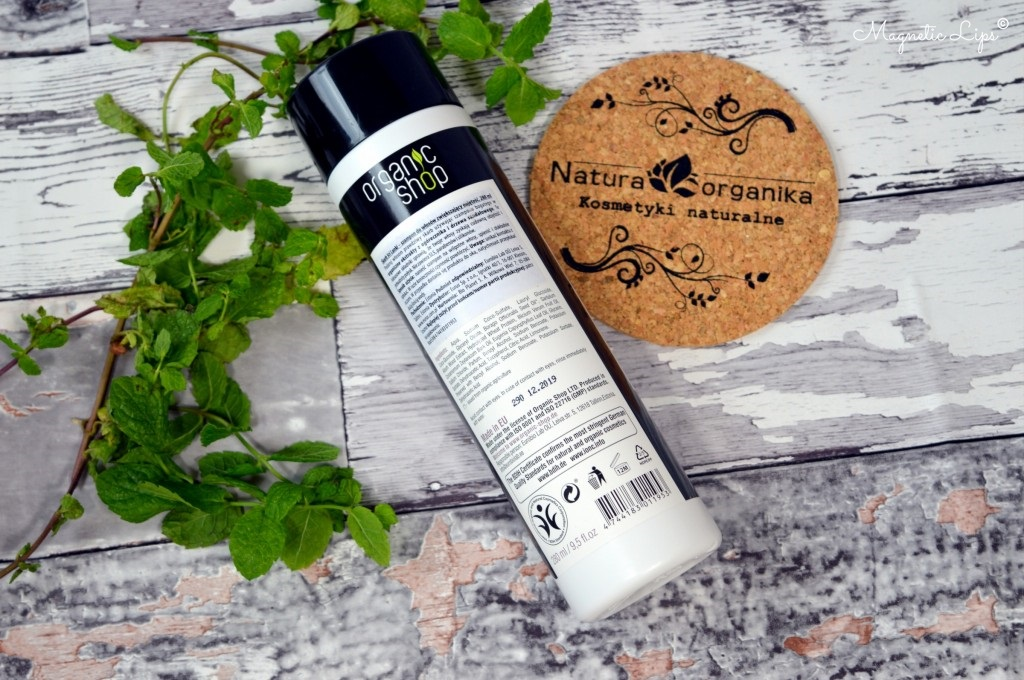 naturaorganika szampon