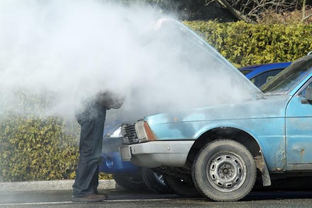 Hasil gambar untuk penyebab mobil cepat panas