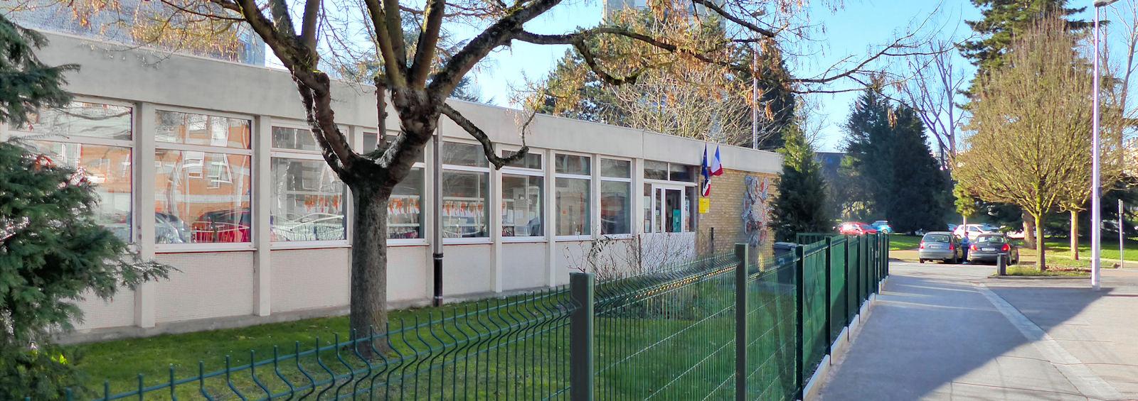 École maternelle Corneille, Tourcoing