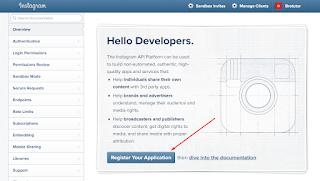 Cara Membuat dan Mengkonfigurasi Instagram Apps