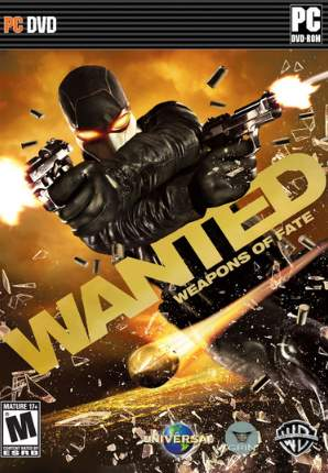 Wanted Weapons of Fate PC Full [Español] [MEGA]