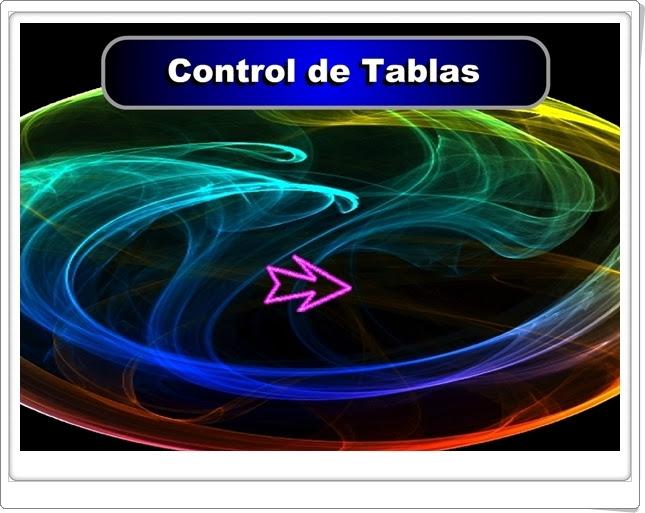 """""""Control de tablas de multiplicar"""" (Juego de Matemáticas de 2º de Primaria)"""
