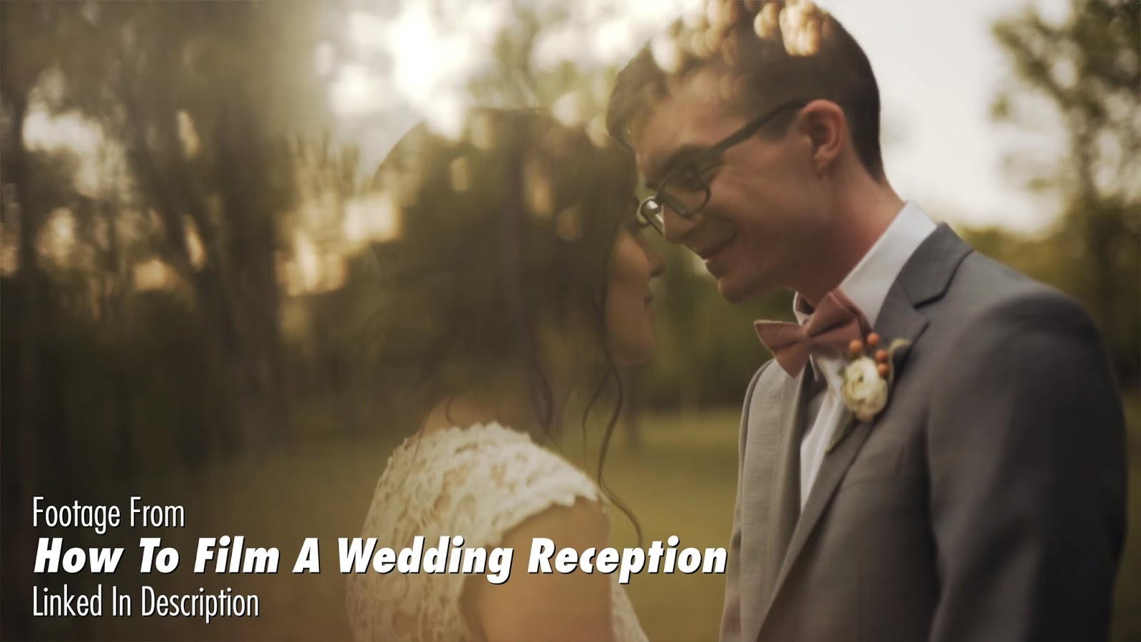 4 Ways To Use This $16 Prism In Your Wedding Films
