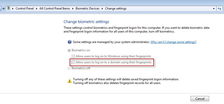 Fingerprint and BitLocker | Felipe Binotto's Blog