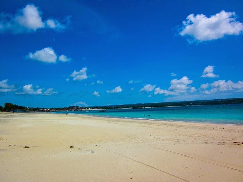 Tempat Wisata Pantai Kelan Badung