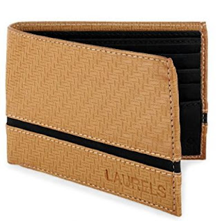 (Still Live)(Prime Free Shipping) Amazon - Laurels Men's Wallets Worth Rs.1299 At Just Rs.99 [Best Suggestions]