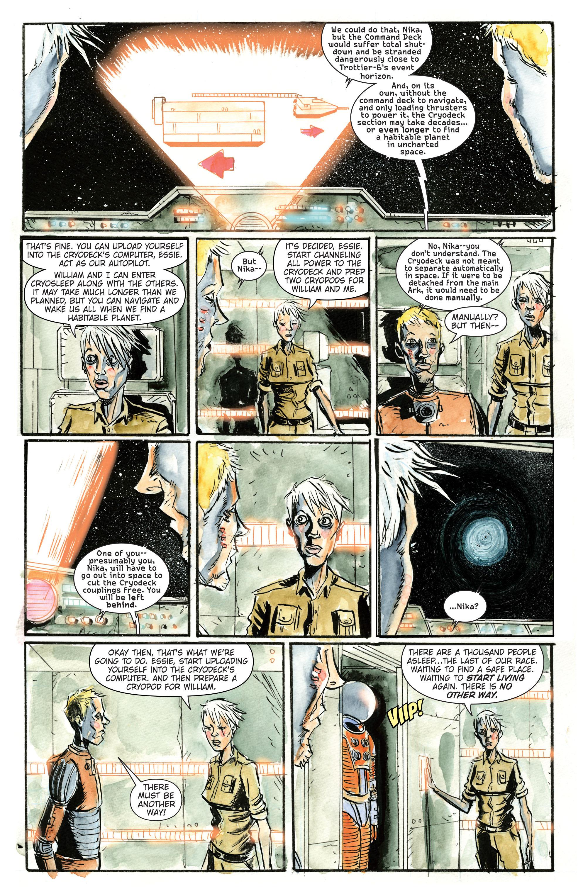 Read online Trillium comic -  Issue # TPB - 191