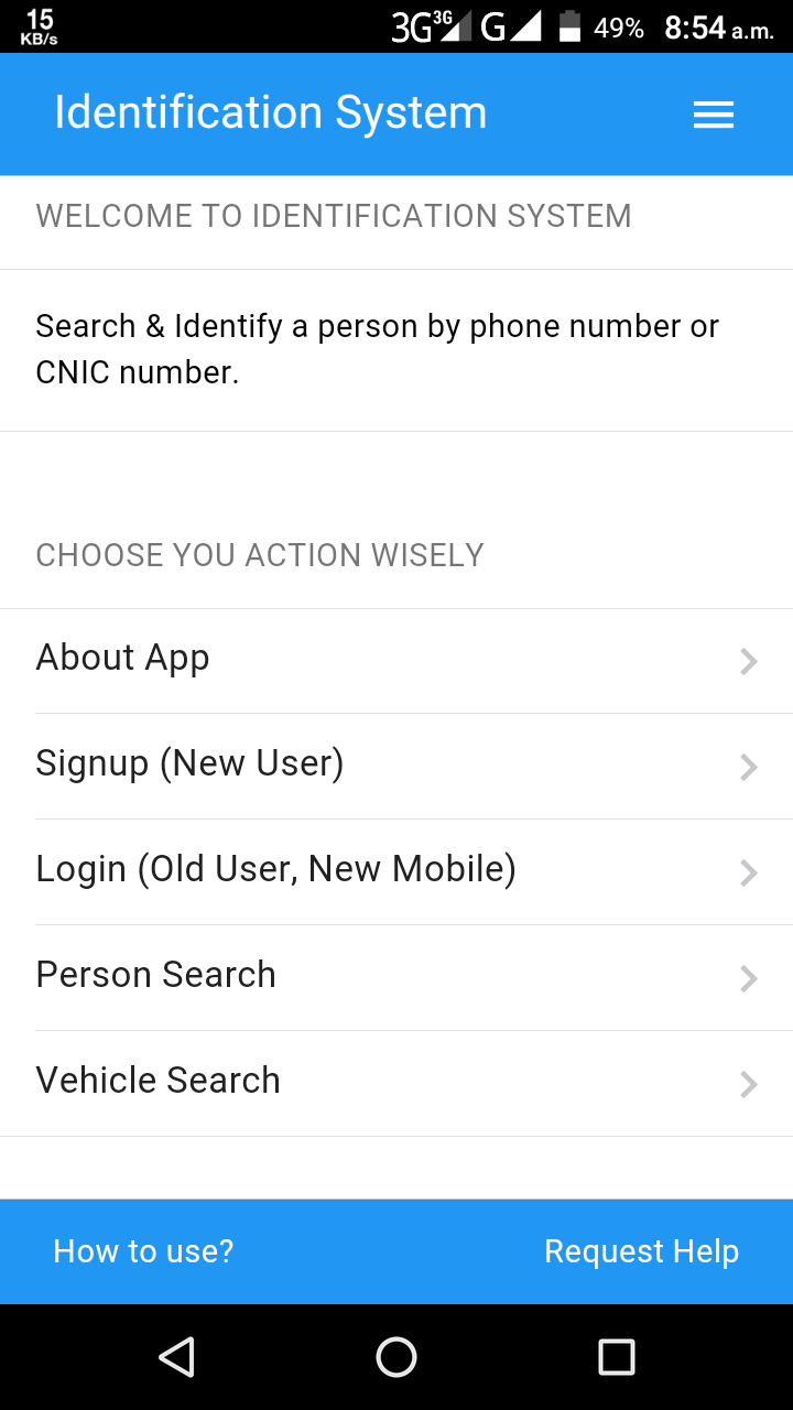 Tel Directory apk Get any sim number full details by Ahmad Chaudhary