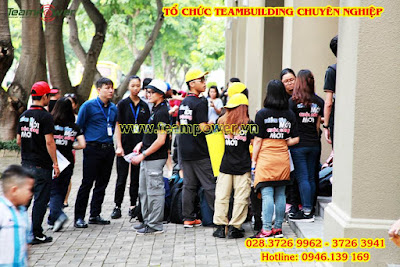Team Power - Professional Teambuilding Company