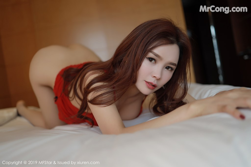 Image MFStar-Vol.185-201712-MrCong.com-021 in post MFStar Vol.185: 胡润曦201712 (41 ảnh)