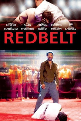 Poster Of Redbelt (2008) Full Movie Hindi Dubbed Free Download Watch Online At worldfree4u.com