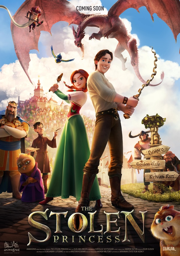The Stolen Princess Download And Watch Online in Hindi-Telugu