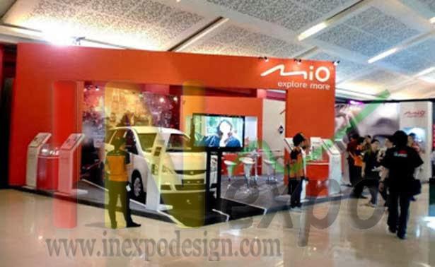 Menentukan Lokasi Booth Inexpo Kontraktor Pameran