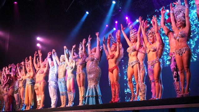 Stravaganza celebró los 10.000 espectadores con una Gala en Enjoy Punta del Este
