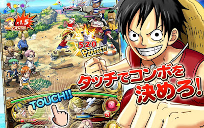 One Piece Treasure Cruise Japan v7.4.0 Mod Apk Terbaru