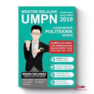 Download Soal UMPN Tata Niaga dan Pembahasannya | UMPN 2019