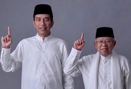 Survei Alvara: Jokowi-Ma'ruf Unggul di Semua Wilayah kecuali Sumatera