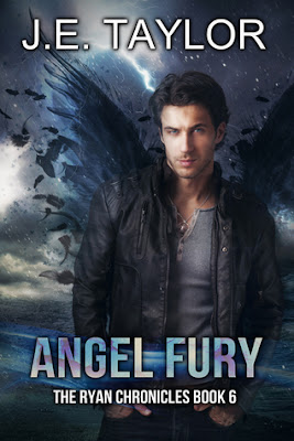 Angel Fury the ryan chronicles J.E. Taylor