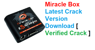 Miracle Box Latest Crack