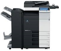 Konica Minolta C284 Driver Windows and Mac Supports