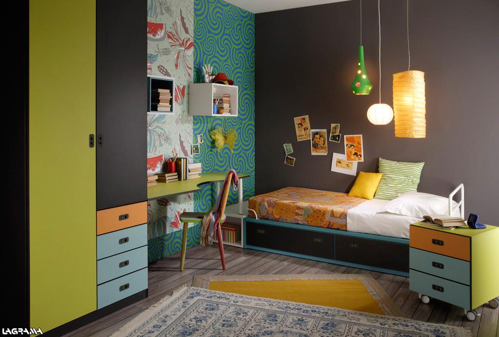 Como decorar un dormitorio juvenil - Como disenar un dormitorio ...