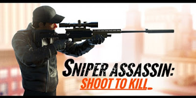 Sniper 3D Assassin Mod APK v1.17.2 Update April 2017 (Unlimited Gold Money)