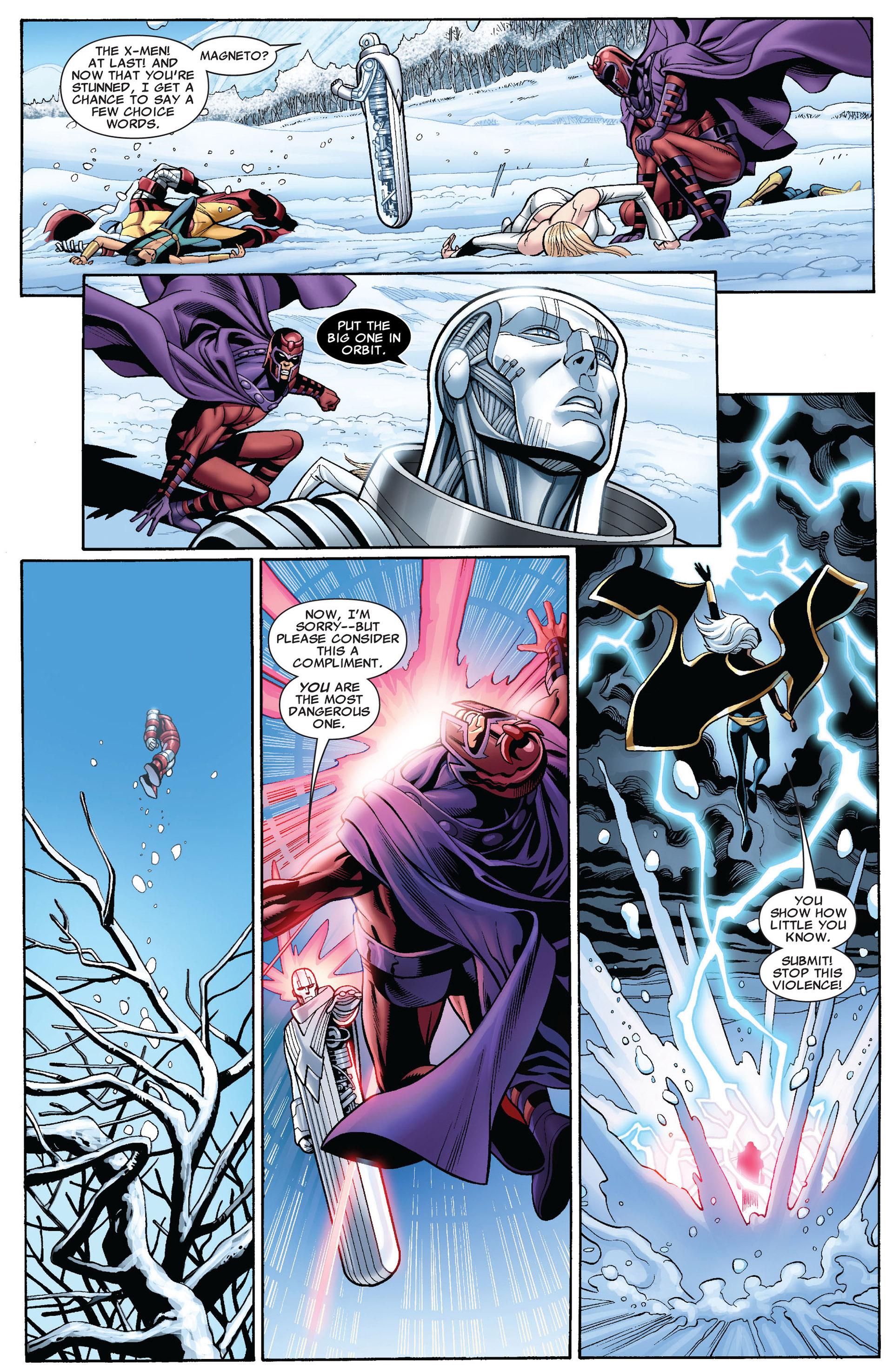 Read online Uncanny X-Men (2012) comic -  Issue #10 - 7