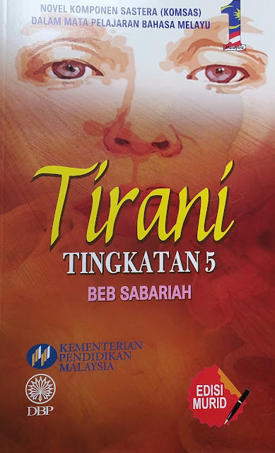 Novel Tirani Komsas Tingkatan 5