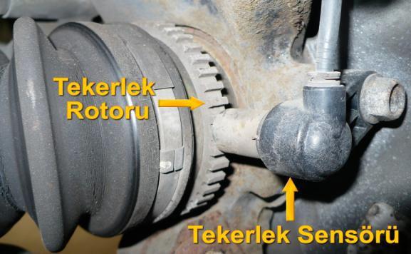 Bir arabada ABS frenleri nasıl pompalanır