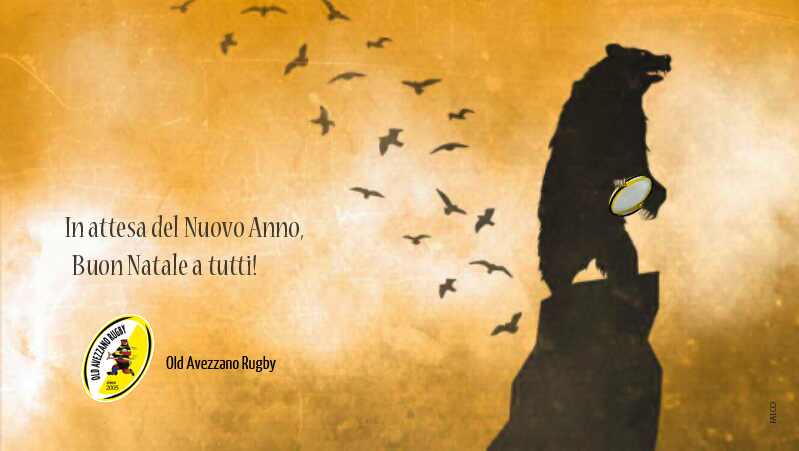 Buon 2018 - Old Avezzano Rugby