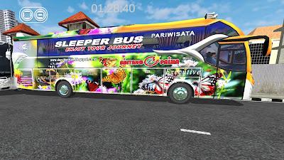 Livery bussid Bintang Prima Bus xhd