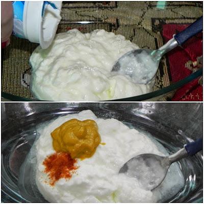 receita de frango com iogurte