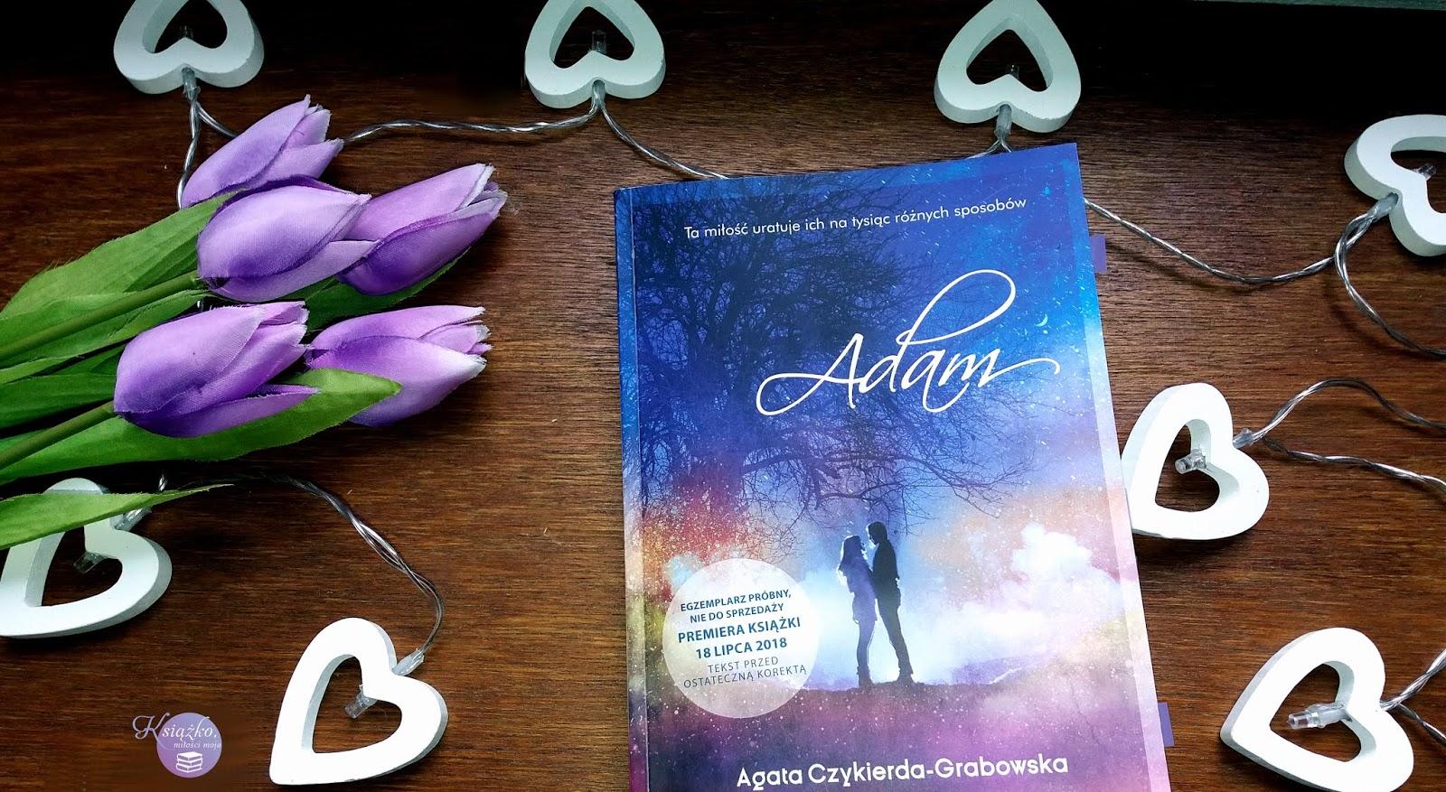 Adam Agata Czykierda - Grabowska [Recenzja premierowa]