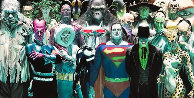 Mejores villanos de DC Comics