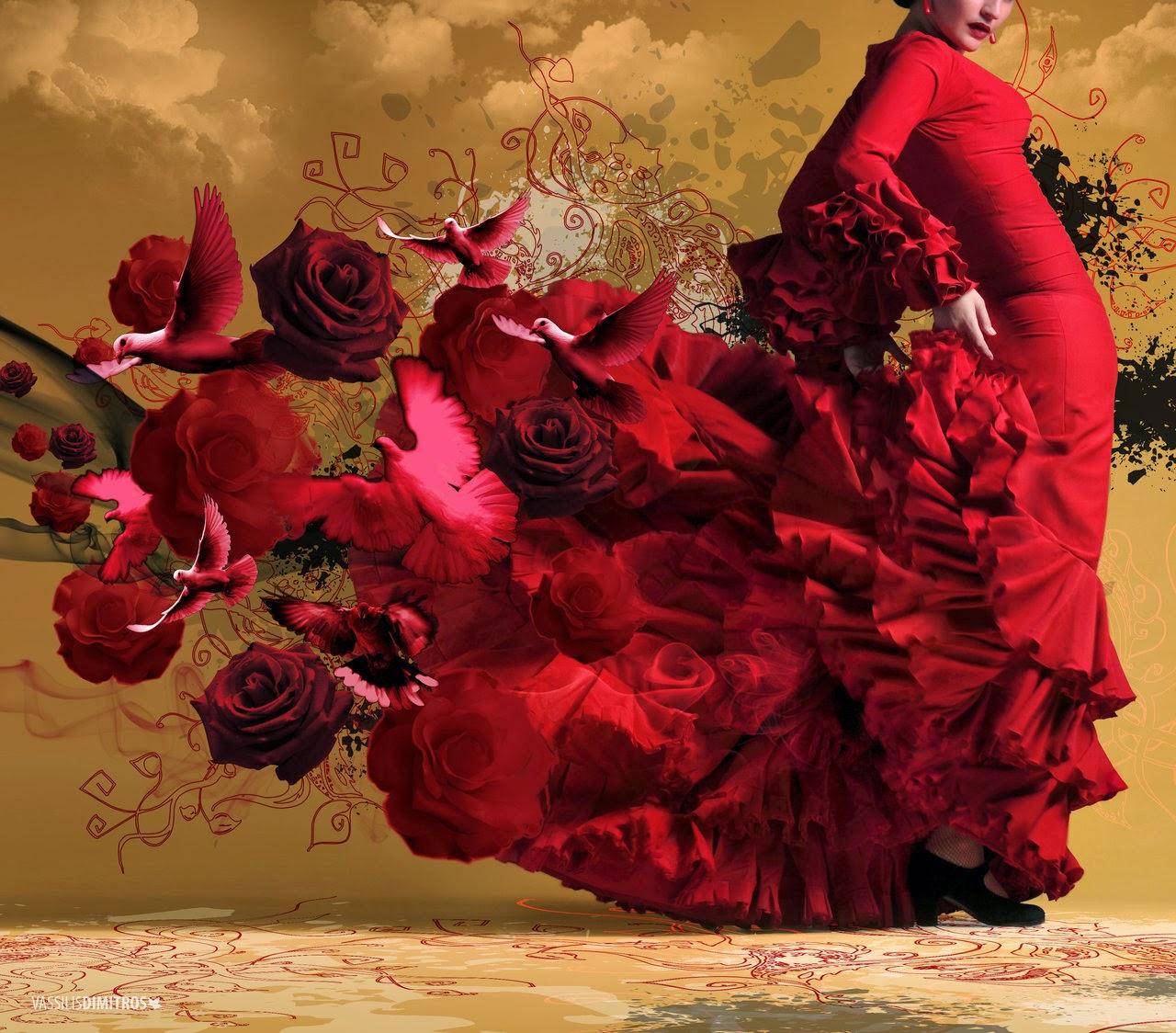 Carnaval, Música Cigana, Música Flamenca, Paco de Lucia Forever, VALÉRIA MILANÊS, fantasia
